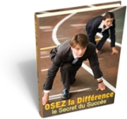 ebook gratuit - Osez la différence Marc Fischer